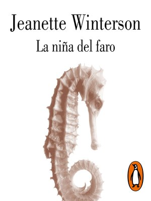 cover image of La niña del faro