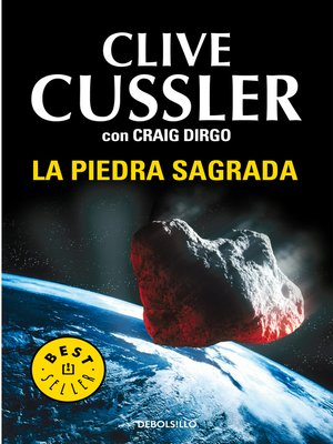 cover image of La piedra sagrada (Juan Cabrillo 2)