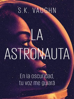 cover image of La astronauta
