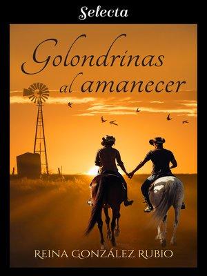 cover image of Golondrinas al amanecer