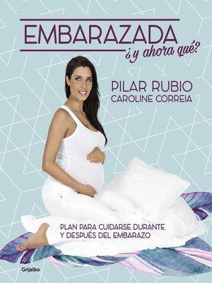 cover image of Embarazada, ¿y ahora qué?