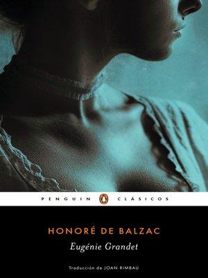 cover image of Eugénie Grandet (Los mejores clásicos)