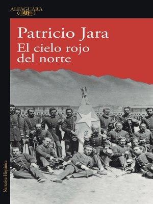 cover image of El cielo rojo del norte