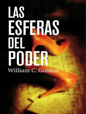 cover image of Las esferas del poder (Reportero Samuel Hamilton 5)