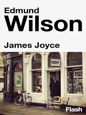 cover image of James Joyce (Colección Endebate)