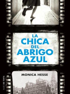 cover image of La chica del abrigo azul