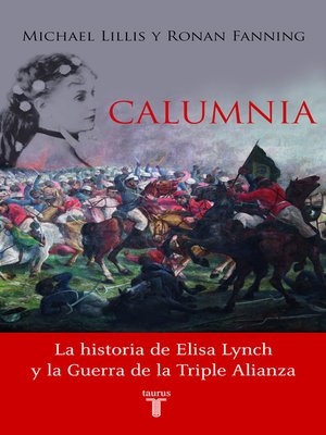 cover image of Calumnia