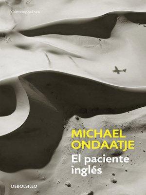 cover image of El paciente inglés