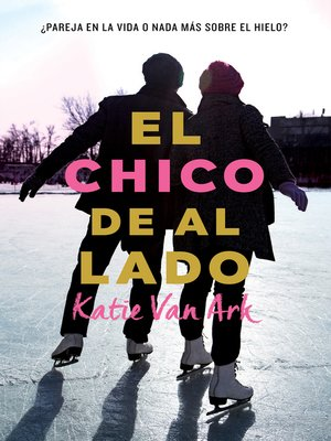 cover image of El chico de al lado