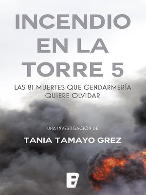 cover image of Incendio En La Torre 5