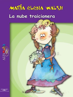 cover image of La nube traicionera
