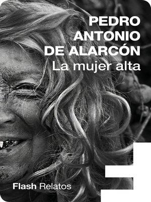 cover image of La mujer alta