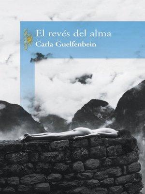 cover image of El revés del alma