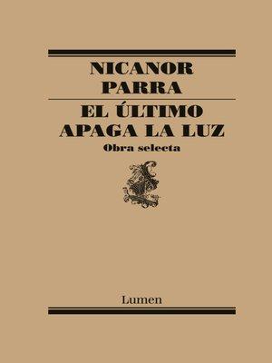 cover image of El último apaga la luz
