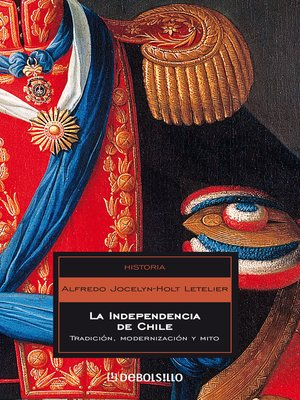 cover image of La independencia de Chile