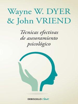 cover image of Técnicas efectivas de asesoramiento psicológico