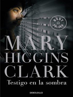 cover image of Testigo en la sombra
