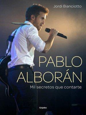 cover image of Pablo Alborán