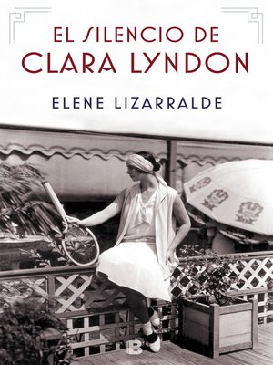 cover image of El silencio de Clara Lyndon