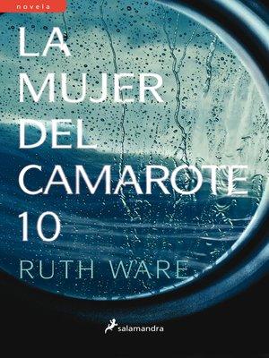 cover image of La mujer del camarote 10