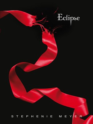 cover image of Eclipse (Saga Crepúsculo 3)