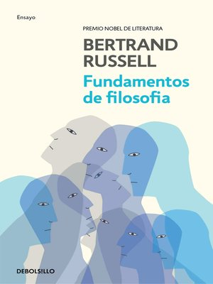 cover image of Fundamentos de filosofía