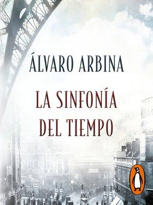 cover image of La sinfonía del tiempo