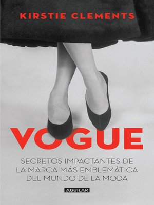 cover image of Vogue