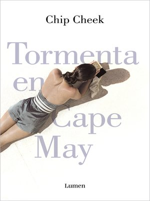cover image of Tormenta en Cape May