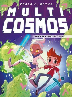 cover image of Lío en el espacio-tiempo