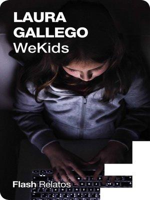 cover image of WeKids (Flash Relatos)