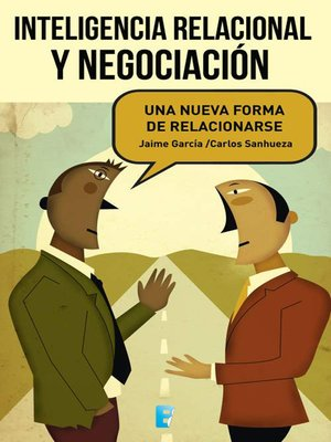 cover image of Inteligencia Relacional Y Negociacion