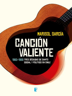 cover image of Cancion Valiente