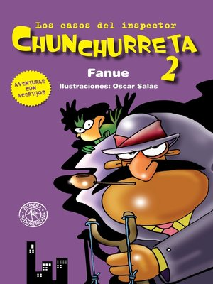 cover image of Los casos del inspector Chunchurreta 2