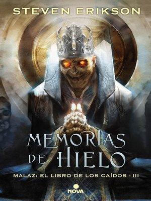 cover image of Memorias de hielo