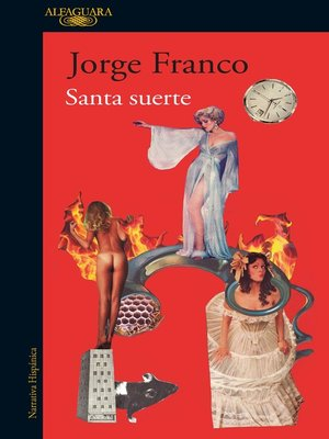 cover image of Santa suerte
