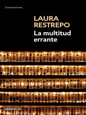 cover image of La multitud errante