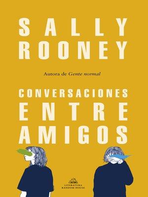 cover image of Conversaciones entre amigos