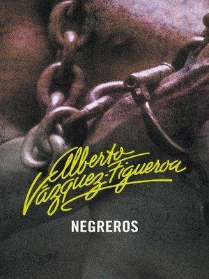 cover image of Negreros (Piratas 2)