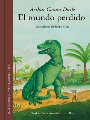 cover image of El mundo perdido