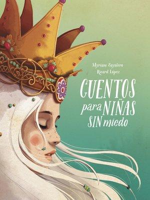 cover image of Cuentos para niñas sin miedo