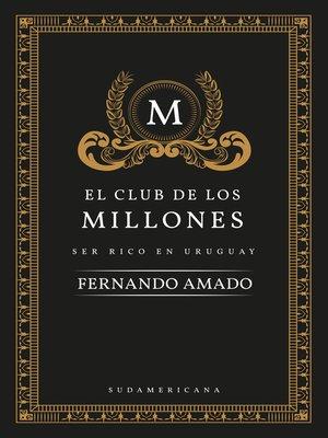 cover image of El club de los millones