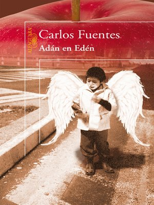 cover image of Adán en Edén