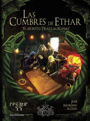 cover image of Las Cumbres de Ethar