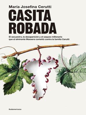cover image of Casita robada