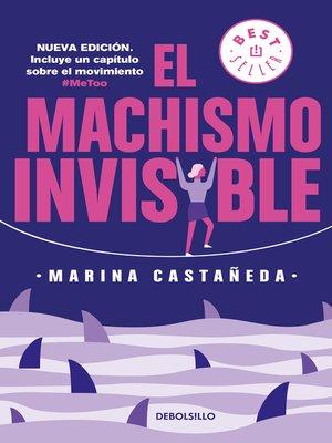 cover image of El machismo invisible