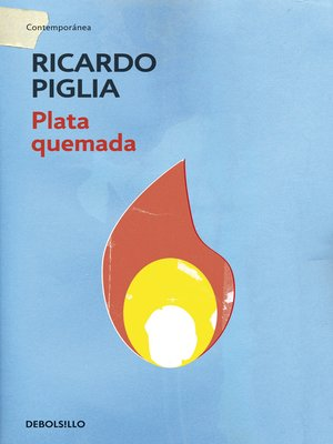 cover image of Plata quemada
