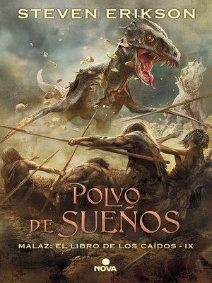 cover image of Polvo de sueños