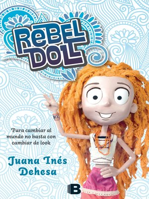 cover image of Rebel Doll