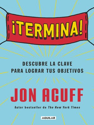 cover image of ¡Termina!
